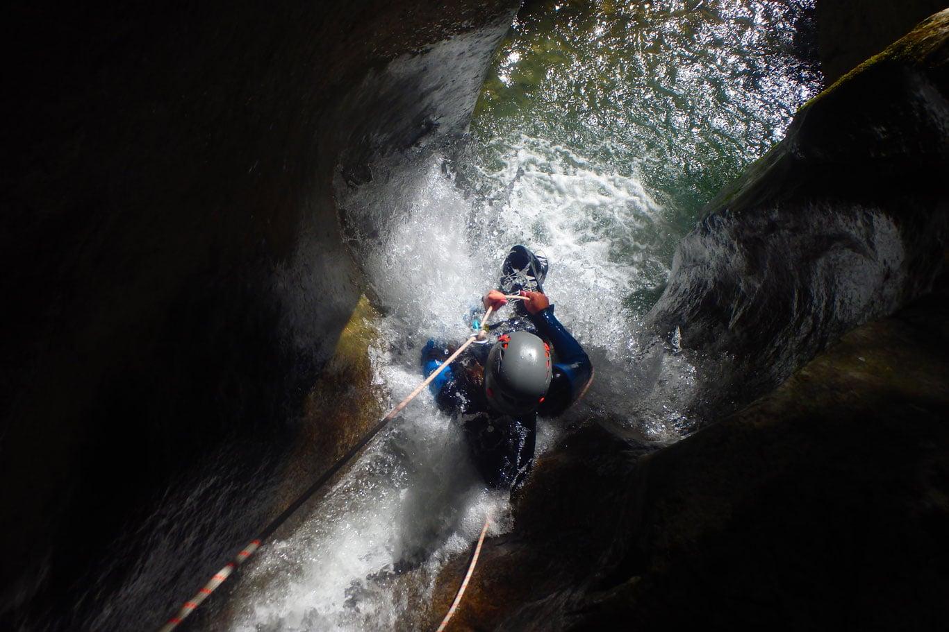 canyoning-evasion
